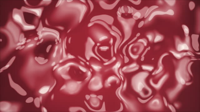 Liquid Surface Animation - Abstract Background video