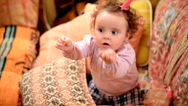 Little baby dancing video