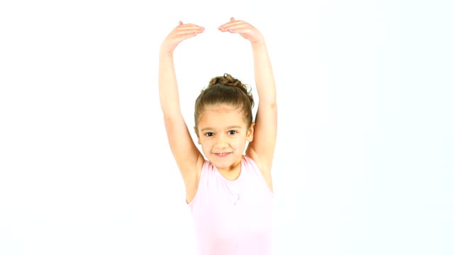 little ballet dancer - young singles stock videos and b-roll footage
