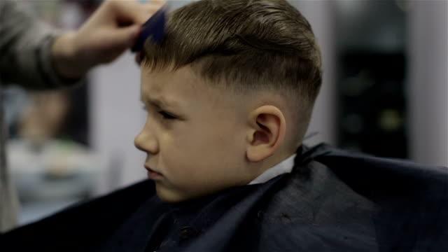 Little boy at a reception at parihiahera video