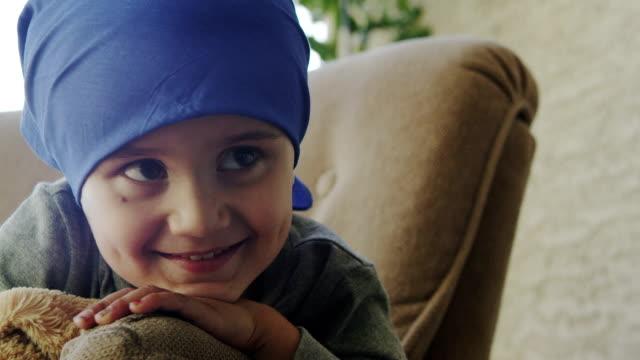 Little Boy Chemotherapy video