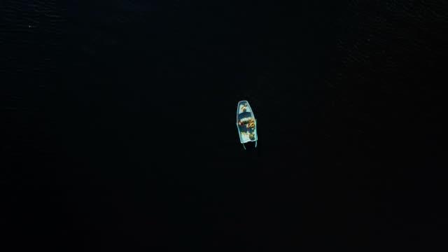 Little Boy In Boat video