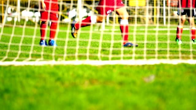男の子サッカーます。 - サッカークラブ点の映像素材/bロール