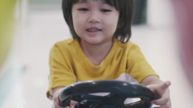 Little Cute Thai Boy And Toy Car Stock Video Stock Video More Clips Of 2  Istock