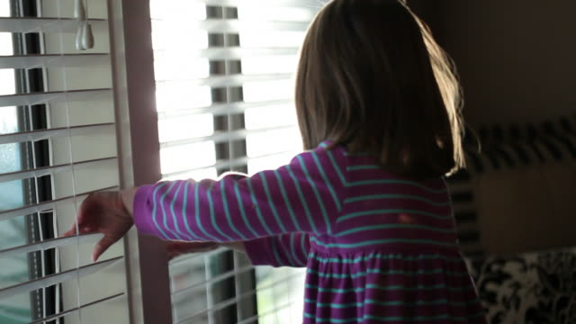 Little Girl at the Window video