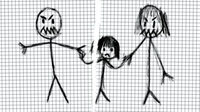 stockvideo's en b-roll-footage met meisje wordt seksueel misbruikt door haar moeder - kids online abuse