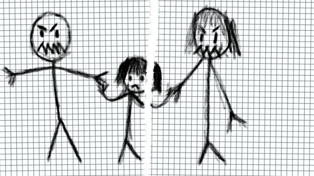 stockvideo's en b-roll-footage met meisje wordt seksueel misbruikt door zijn vader - kids online abuse