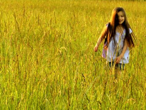 NTSC Little Girl Twirling 2 video