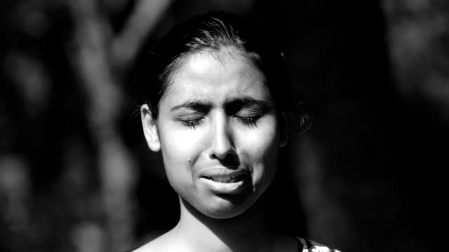 Little Girl Weeping video