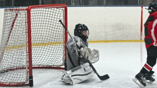Little Goalie video