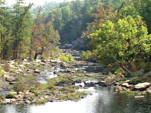 little river falls - alabama stok videoları ve detay görüntü çekimi