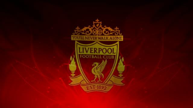 Liverpool fc flag. video