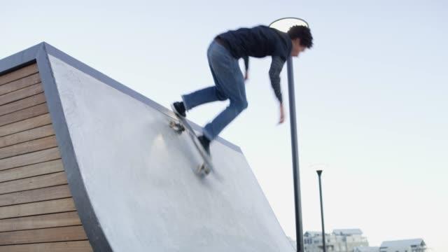 levande liv på hjul - skatepark bildbanksvideor och videomaterial från bakom kulisserna