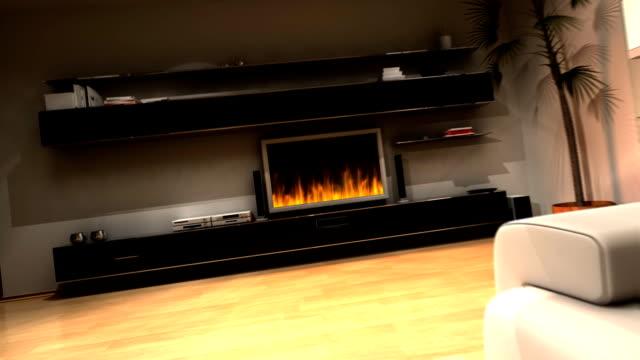 Living Room TV 2 video