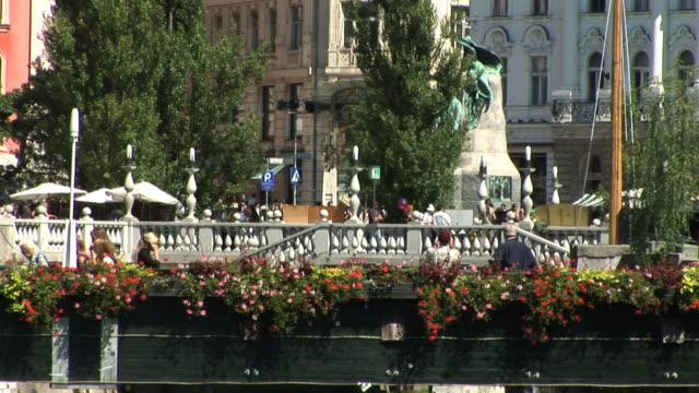 HD: Ljubljana City Center video