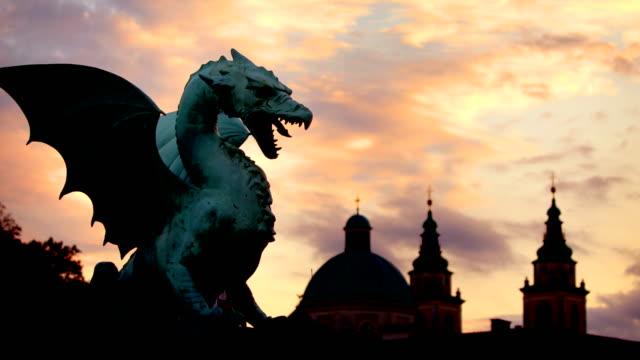 Ljubljana Dragon Slovenia video