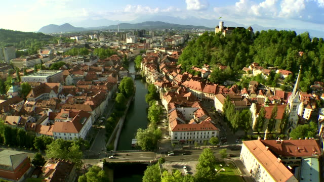 WS AERIAL Ljubljana video