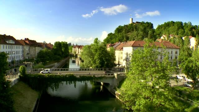 WS AERIAL Ljubljanica River video