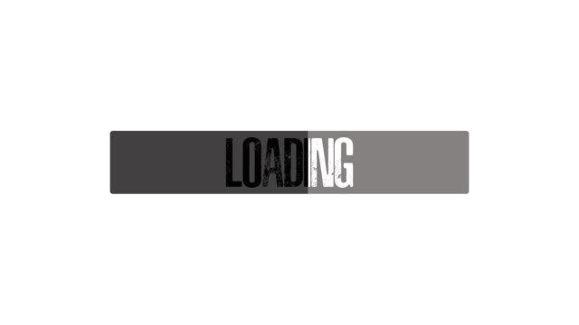 Loading Bar Progress Screen Load Concept Sign Download Animation Alpha Channel 4k Stock Video Download Video Clip Now Istock