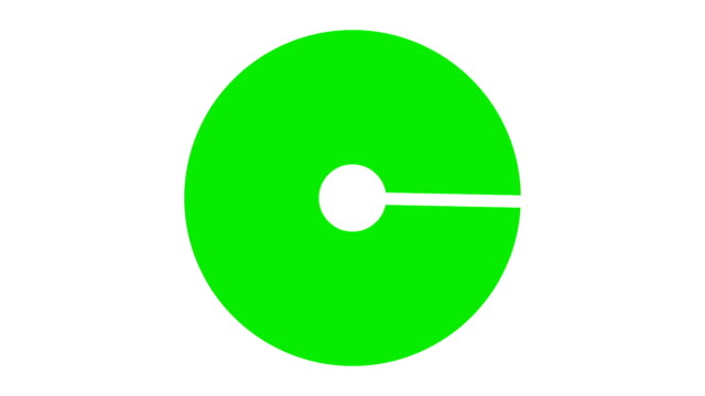 vídeos de stock e filmes b-roll de loading screen circular, green on white background - 30fps loop - video texture, seamless animated element - produto de carne