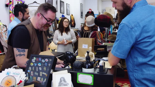 Local Business Owners at Work - video