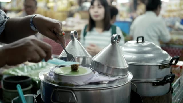Local Thai Sweet Cooking