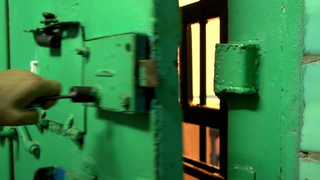 Lock the camera in prison video