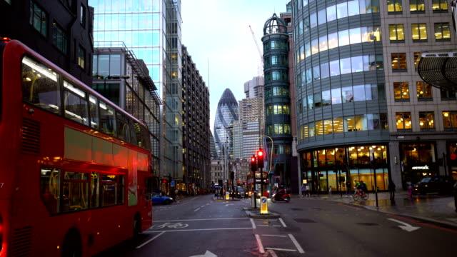 ロンドン・シティ・トラフィック・アット・ナイト ビデオ