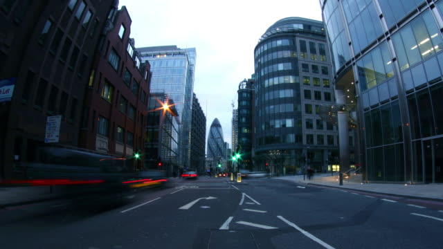 london city  wide angle stock videos & royalty-free footage