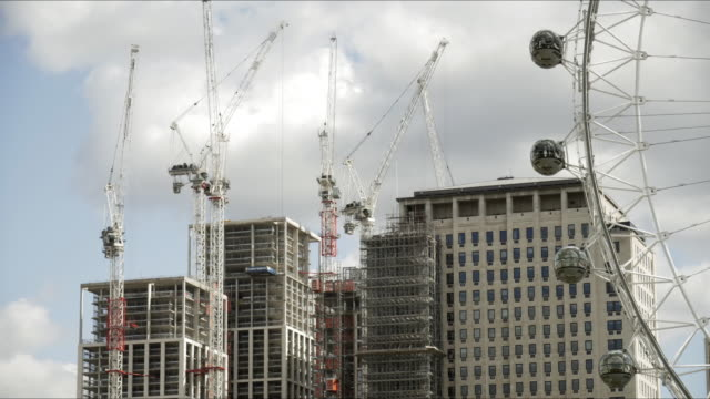 London Eye and Shell Centre in Redevelopment