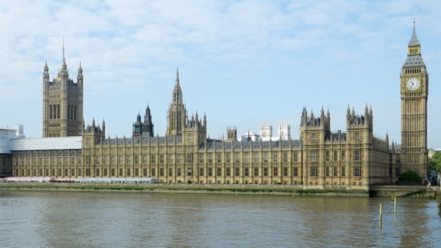 London-Houses of Parliament – Video