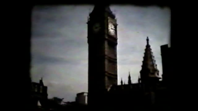 London in 70's, England video