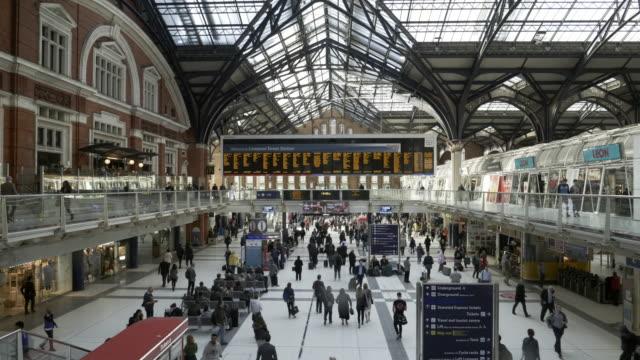 London Liverpool Street Station – Video