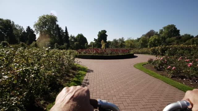 London Regent es Park Queen Mary ' s Garden – Video