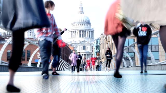 HD_ London Street Time Lapse Parallax video