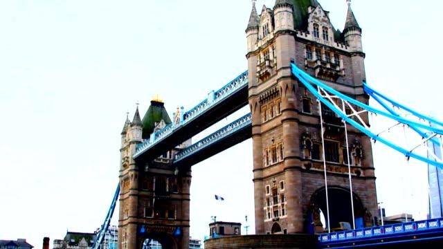 London, Tower bridge video