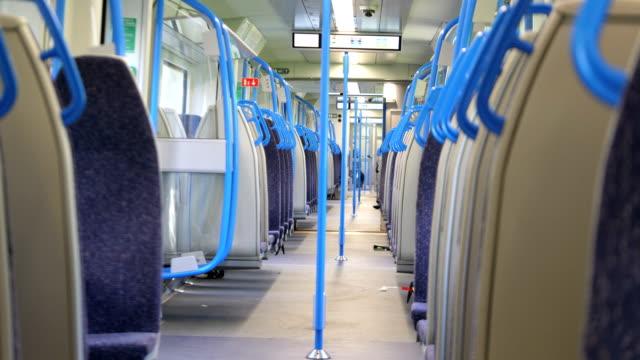 London train transportation video