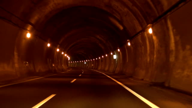 lonely road tunnel video