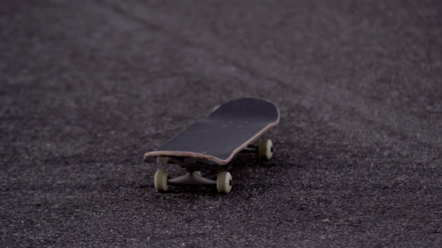 lonely skate board video