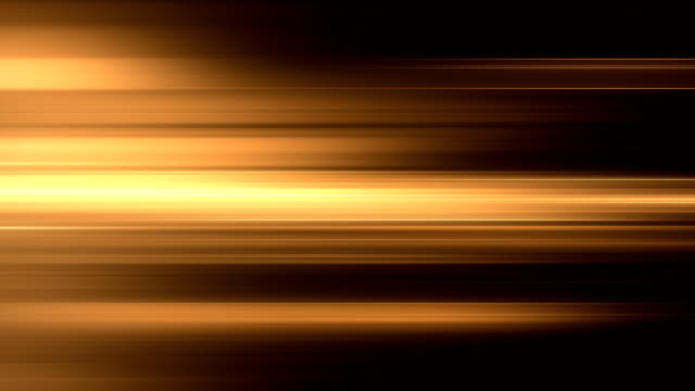 Long Exposure Background (Gold) - Loop