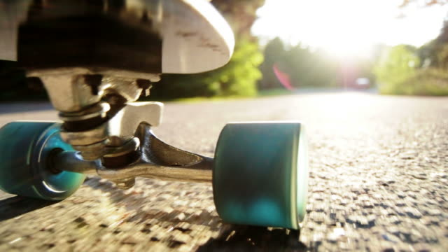 Longboard Downhill Summer - Skateboarding video