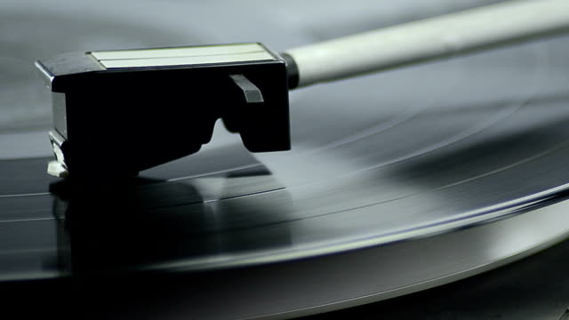 Long-playing music record