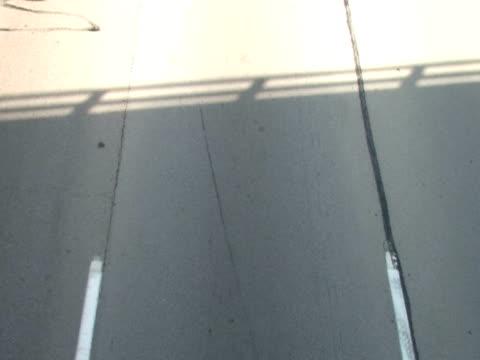 Looking Down At Highway 1 video