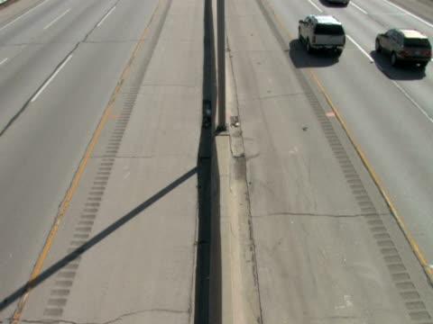 Looking Down At Highway 2 video
