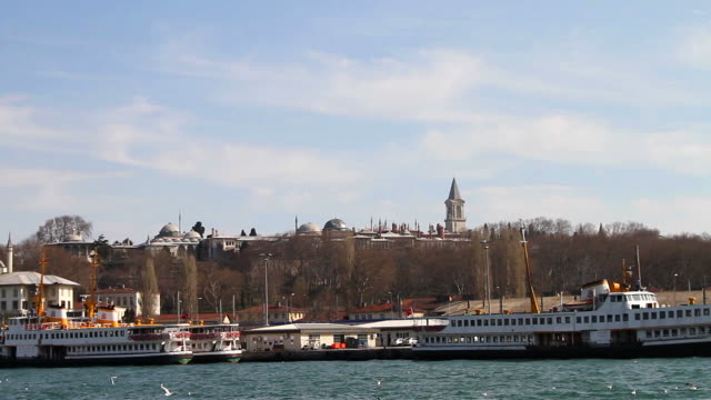 looking to topkapi palace video