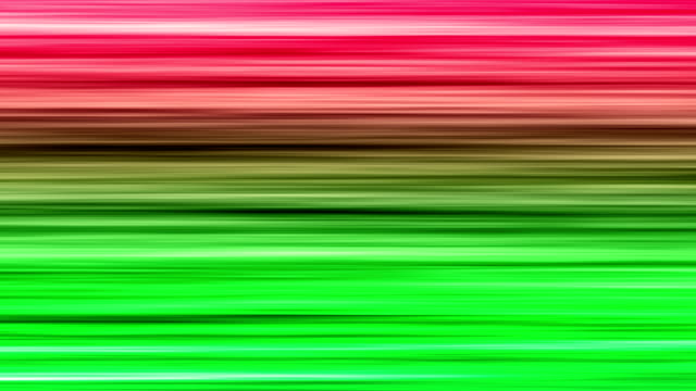 Loop Colorful Motion Background - 4K Resolution video