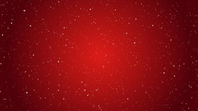 loop falling snow background - christmas background стоковые видео и кадры b-roll