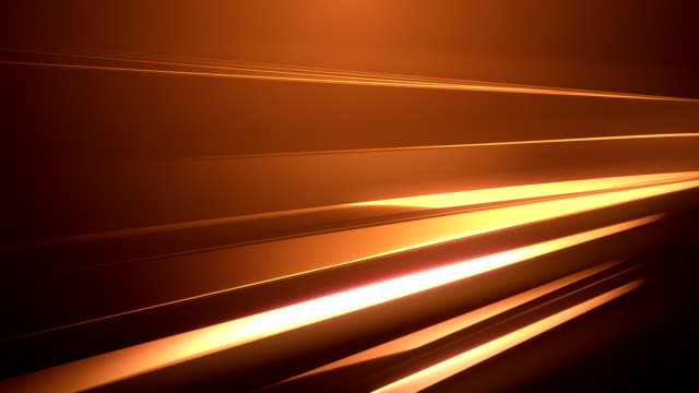Loopable Abstract glossy background in gold video