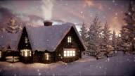 istock Loopable Christmas Scene | Winter Landscape 1179865093