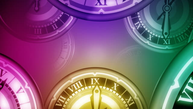 Loopable, Clocks, Passing Time video